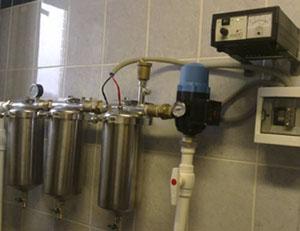 Методы очистки воды от примесей железа